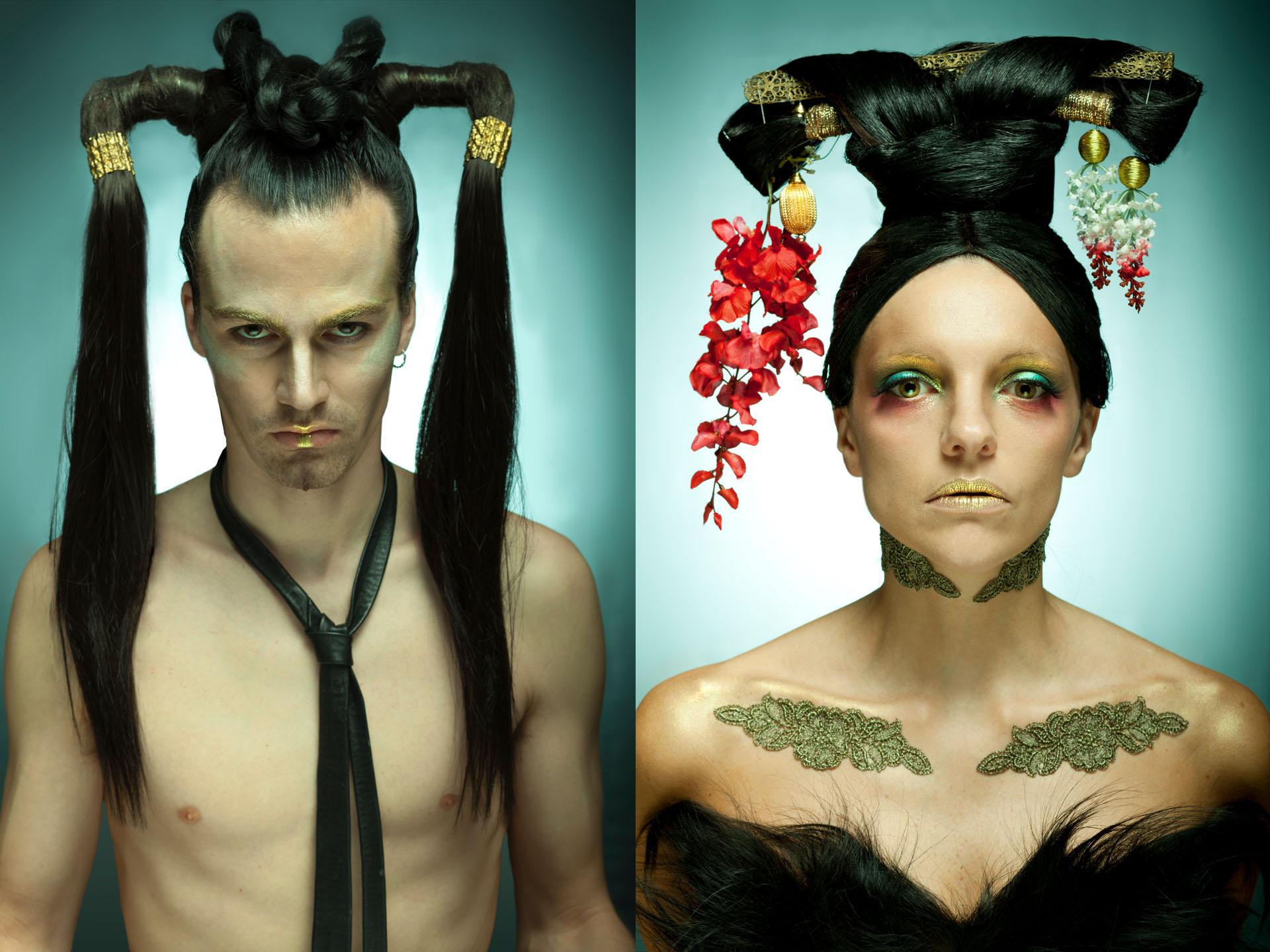 Rocchetti Wigs - Void n' Disorder